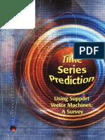 Time Series Prediction Using SVMs A survey - PDF.pdf