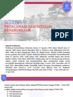 1537261445597 Materi Sejarah Indonesia Proklamasi Dan Setelah Kemerdekaan