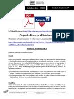 Producto Académico N1 - ACTO JURÍDICO