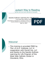 29854839 the Laubach Way to Reading