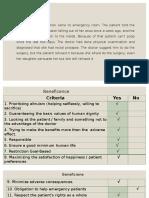 Basic Moral Principle