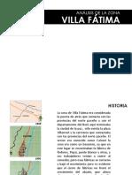Analisis Zona Villa Fatima2