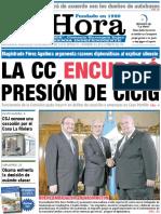 Diario La Hora 28-08-2013