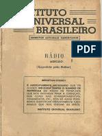 Curso Instituto Universal Brasileiro - 1