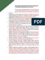 Reglamento Tecnovigilancia Costa Rica