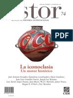 La Iconoclasia. Un Motor Historico