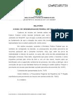 Jurisprudência TRF1 Prisão Preventiva