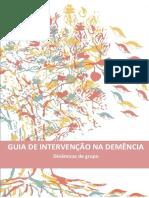 GUIA DE INTERVENÇÃO NA DEMÊNCIA