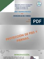 Protección de Pies y Piernas