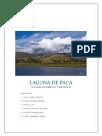 Laguna de Paca Word