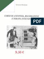 Montanini Appunti di anestesia