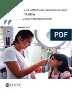 Estudios de OCDE sobre el sector salud