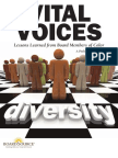 Lessons Learned from Board Members of Color