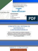 Concepto Del Sistema de Referencia y Contrarreferencia