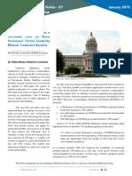 Kentucky Workers' Compensation Newsletter - Jan 2019