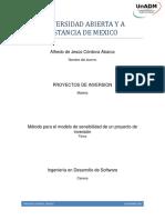 Evidencia proyectos de inversion