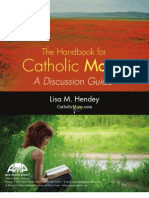The Handbook for Catholic Moms - Discussion Guide