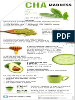 Matcha Recipes Infographic FINAL