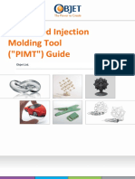 Objet Eden Application Guide - Plastic Injection Moulding