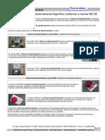 Alarme Aprisionamento Frigorifico Nr36 Camara Fria Catalogo Tecnico