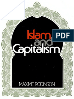 Maxime Rodinson - Islam and Capitalism-Pantheon Books (1974)