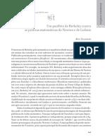 Um Panfleto de Berkeley Contra as Práticas Matemáticas de Newton e de Leibnitz