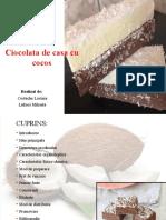 Ciocolata de Casa Cu Cocos Ionut Version ))