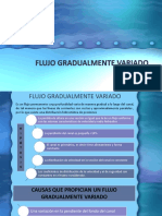 Flujo Gradualmente Variado