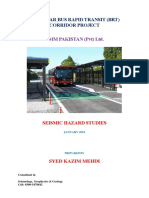 BRT Peshawar SHS (Final Report)