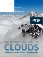 Ulrike Lohmann, Felix Lüönd, Fabian Mahrt-An Introduction to Clouds_ From the Microscale to Climate-Cambridge University Press (2016)