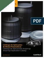 Catálogo Molas Pneumáticas