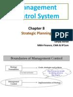 Chap-8 Strategic Planning