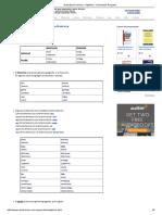 Gramática Francesa - Adjetivos - Grammaire Française