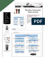 2-Instrucciones Para Usar Las Recetas de Cerveza Cocinista _ Www.cocinista