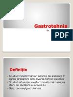 Gastrotehnia