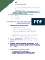 Examen de Informatica 4 Eso Tema 8