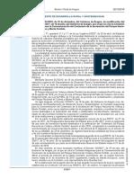 Orden Prórroga Presupuestos 2018 Aragón