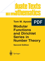 Modular Functions and Dirichlet Series in Number Theory (Apostol).pdf