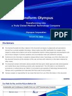 Transform Olympus 2019