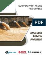 05-Equipos Para Aguas Residuales