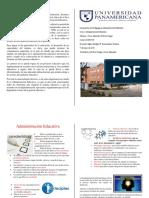 Administración Educativa