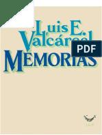 Luis E. Valcarcel