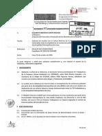 Informe 145 2018 del Ministerio de la Mujer