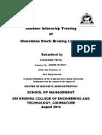 Sharekhan PDF