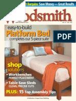 Woodsmith Magazine 160