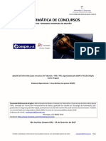 02 Informática de Concursos Tribunais