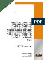 Motor Iveco F5C PDF