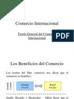 COMERCIO INTERNACIONES
