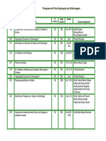 Estrutura Curricular 2014 - 2º Semestre (1)
