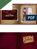 Character Design Bible -Fantôme  Art Of